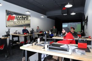 Mitchell Golf Performance Studio